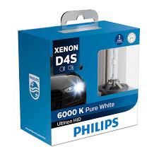 Ultinon Hid 6000k Headlight Bulb 42402wxx2 Philips