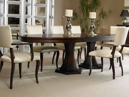 oblong dining room table oval dining table set for 6 good nice elegant quality high