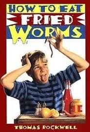 Resultado de imagem para how to eat fried worms book