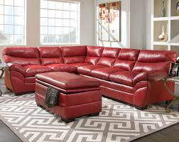 decorative wrap around couch with ikea ott storage for red leather and area rugs target modern