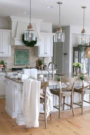 new farmhouse style island pendant lights over kitchen bar lighting chic counter three light table single