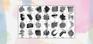 30 Free Watercolor Photoshop Brush Sets