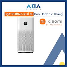 Shop bán [Trả góp 0%]Máy Lọc Không Khí Xiaomi 3H / Xiaomi Mi Air Purifier  3C Máy lọc không khí khử mùi diệt khuẩn Bản quốc tế - Hàng Chính Hãng