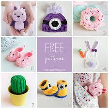 Free Crochet Patterns Awesome Inspiration
