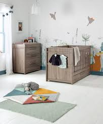 grey furniture nursery. Franklin Contemporary Cot Bed 2 Piece Nursery Furniture Set - Grey Wash | Mamas \u0026 Papas R