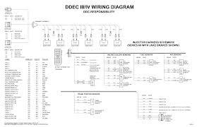 detroit diesel series 60 ecm wiring diagram Detroit Ddec 2 Ecm Wiring Diagram i am working on a series 60 detroit that cylinders 1 2 &3 DDEC 2 ECM Wiring Diagram 92