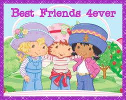 best friends 4ever kids glitter