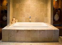 platform bathtub