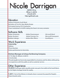 How To Make A Job Resume For High School Students Creating A Resume