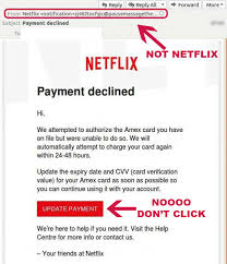 Report Residents Phishing Emails Netflix County Putnam Scam fgnxppw