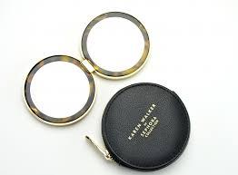 sephora compact mirror. sephora collection karen walker amber craft compact mirror 5