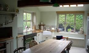 7 shaker kitchen painted wood worktop window seat