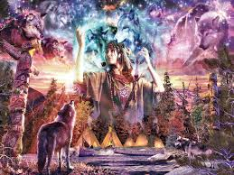 native american wolf wallpaper. Fine American 1024x768 Native American Art With Wolves Wallpapers Images U0026 Pictures   Becuo And Wolf Wallpaper E