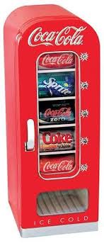 Mini Soda Vending Machine Home