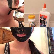 activated charcoal elmer s glue make