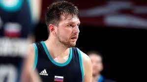 Basketball   Olympics 2021: Luka Doncic ...