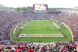Doak Campbell Stadium Virtual Seating Chart Doak Campbell Ranked As No 2 College Football Stadium