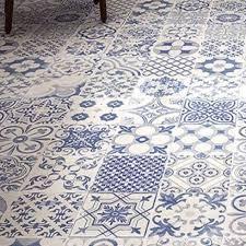 Blue Floor Tiles Kitchen Calke Blue Porcelain Floor Tile Tiles Bathroom Tiles Floor