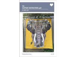 Violet Craft Electric Quilt Company VCR010 The Elephant ... & Description Adamdwight.com