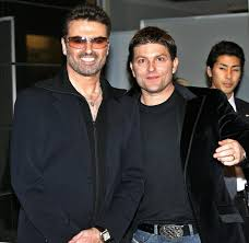 george michael and anselmo feleppa. Beautiful George George With Anselmo Feleppa Intended Michael And A