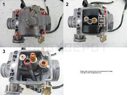 150cc gy6 carburetor cleaning guide buggy depot technical center article 10 1278710587