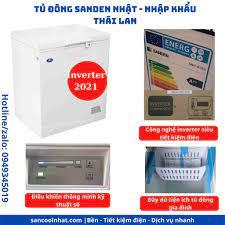 Top 4 tủ đông 100 lít inverter tốt nhất giá rẻ cho gia đình 2021