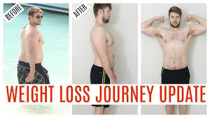 My Weight Loss Journey Men 2018 Update How Much Have I Lost