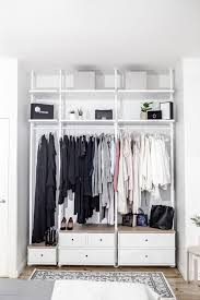 Closets By Design Reviews Florida Ikea Closets To Create A Custom Closet Look Apartment Therapy