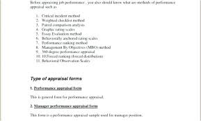 For Job Requirements 2 That Performance Review Scale Rating Trends