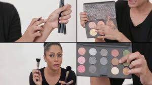 types of eye makeup main les and technology
