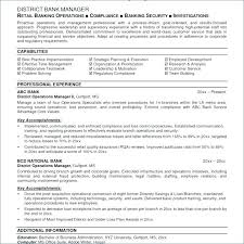 Bank Resume Template Perfect Investment Banker Resume Sample With