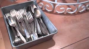 homegirltv fork and spoon chandelier