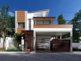 Small Picture Modern House Design Series MHD 2014012 Pinoy ePlans