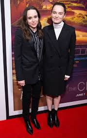 Till now (the iii experience). Elliot Page S Wife Emma Portner Applauds Juno Star For Coming Out As Trans I Am So Proud Couleurz New York