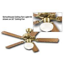 westinghouse schoolhouse ceiling fan