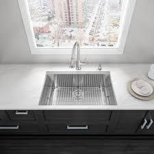 vigo sink reviews. Modren Sink VIGO 32inch Ludlow Stainless Steel Undermount Sink And Vigo Reviews