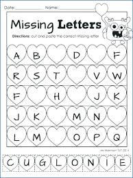 Learn Letters Worksheets Alphabet Worksheet The Best Image ...
