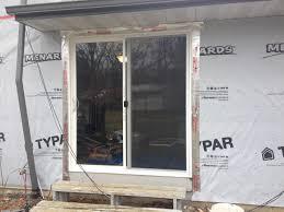 51 installing patio door backyards anderson patio door installation andersen timaylenphotography com
