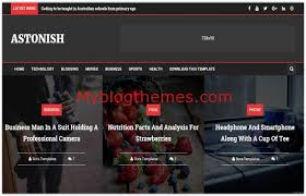 best news template for blogger news magazine blogger templates myblogthemes