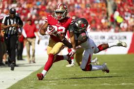 Sf Running Back Depth Chart 49ers Matt Breida Tevin Coleman Start Job Share At Tampa