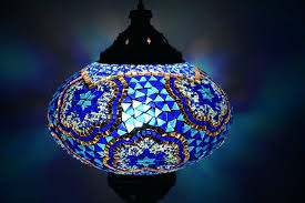 large blue turkish mosaic glass floor lamp lamptastic moroccan floor lamp moroccan henna floor lamps uk