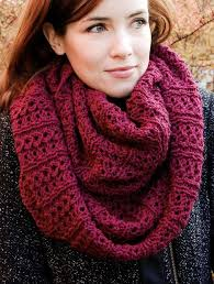 Knit Infinity Scarf Pattern Fascinating Free Knitting Pattern For Stockholm Infinity Scarf This Cowl