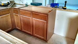 Farmhouse Sink Cabinet Pneumatic Addict How To Install An Apron Sink In A Stock Cabinet