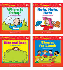 First Little Readers Parent Pack Guided Reading Level A By