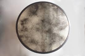 mercury glass mirror. Mercury Glass Mirror Round 130cm Diam