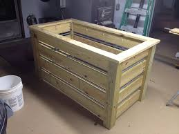 basic bookcase plans outdoor woodworking projects trash can holder wooden memory box plans