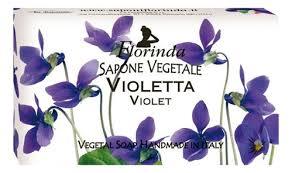 Купить <b>натуральное мыло Fiori</b> Di Primavera Violetta 100г Florinda ...
