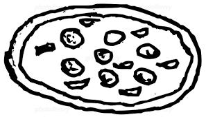 ピザ ホール イラスト イラスト素材 5467609 無料 フォトライブ
