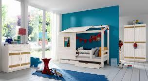 Abenteuerbett mit Spielhaus aus Holz - Kids Paradise