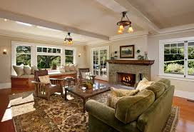 fascinating craftsman living room chairs furniture: popular home styles for  montecito real estate
